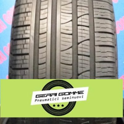 Coppia di pneumatici usati Pirelli Scorpion Verde All Season 245/45/R20